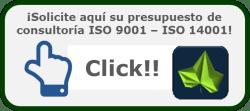 Solicitud de presupuesto ISO 9001 - ISO 14001
