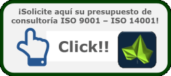 Presupuesto ISO 9001 - ISO 14001