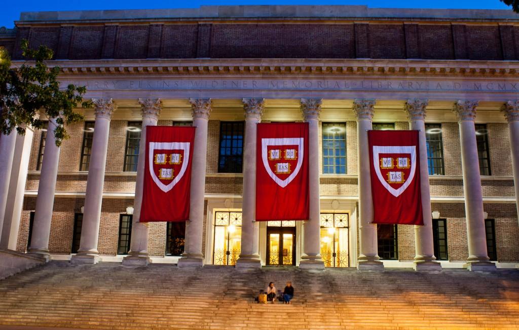Harvard-College-Cambridge-MA-Widener-Library