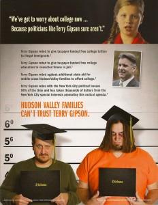 Anti-DREAM Act Mailer 1