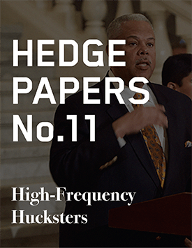 Hedge Papers #11 cover