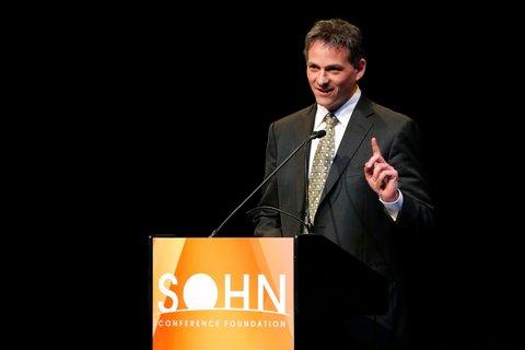 David Einhorn at Sohn Conference - NYT credit