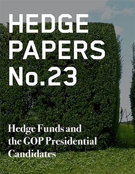 Hedge Paper #23 cover
