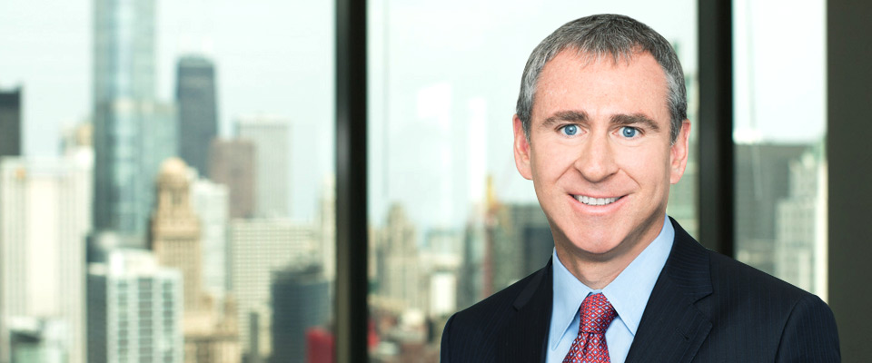 Ken Griffin thinks the ultrawealthy don't have enough influence