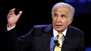 Carl Icahn is planning a personal $150 million Super PAC of his very own