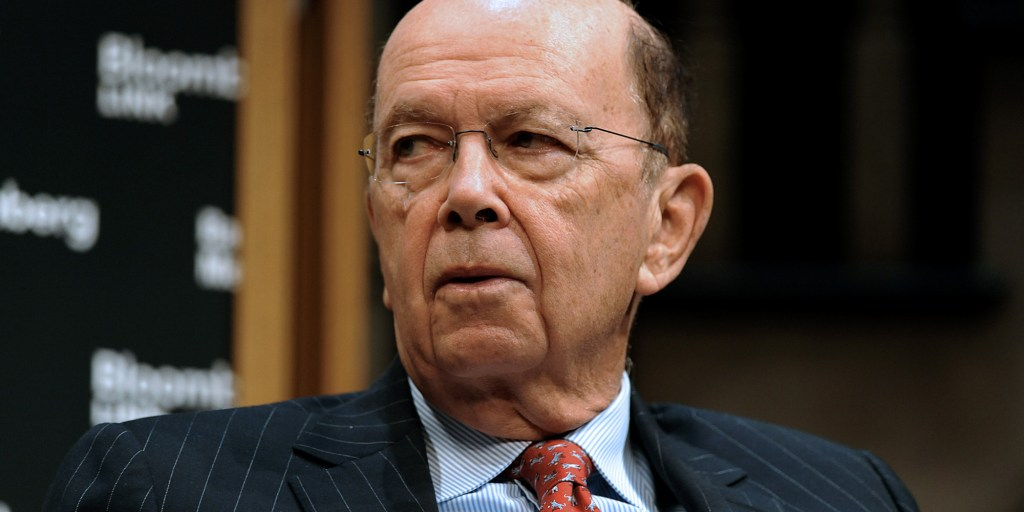 Wilbur Ross, chief executive officer of WL Ross & Co., speaks at the Bloomberg Dealmaker Summit in New York, U.S., on Thursday, Oct. 25, 2012. European banks are less well regulated than U.S. lenders, Ross said. Photographer: Peter Foley/Bloomberg via Getty Images