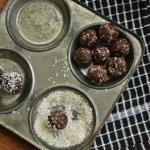 Date, Coconut & Almond Truffles