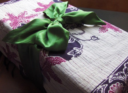 Rethink Gift Wrapping