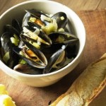 #My5thBirthday ~ Dairy Free Moules Mariniere
