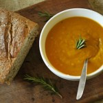 Roast Butternut Squash Soup
