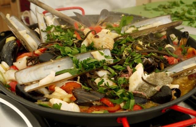 Chef Demo, Fish Stew