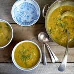 Lentil and Nettle Curry