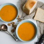 Sweet Potato, Walnut & Sage Soup
