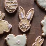 Dairy Free Easter Cookies