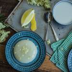 Elderflower Panna Cotta (Deliciously Dairy Free!)