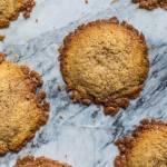 Cinnamon Freezer Cookies