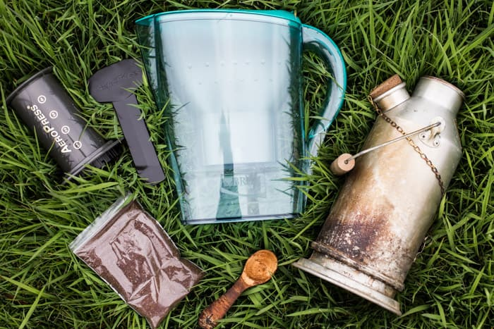 How to Make Perfect Coffee When Camping