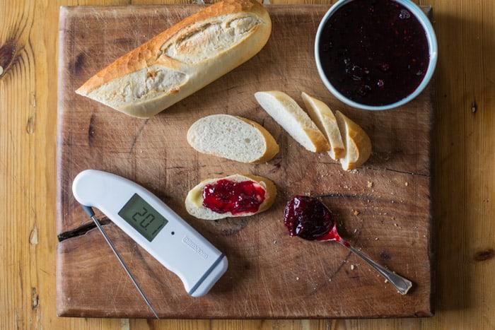 Damson Blackberry Hedgerow Jam
