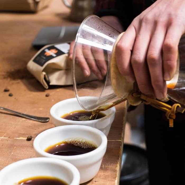 Yallah Coffee, Cornwall