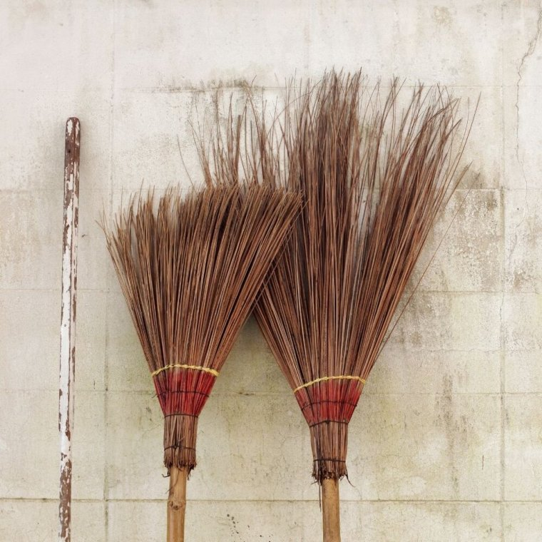Sweeping Away Intruders - Luckily for us, it is the time of year when brooms become part of normal, everyday decor. I know the grocery stores near me carry those delicious-smelling cinnamon brooms in autumn which are the perfect gateway into utilize the broom for protection magick.A lot of the magickal correspondences that we apply for spell ingredients have, if we can research their history, a direct correlation to their mundane use. In the case of brooms, they are using for sweeping away dirt. It only makes sense that they can also be used to sweep away negative energy and keep away unwanted visitors.