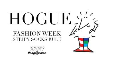 Children's books | Henry the Hedgegnome | Hogue - Fashion Week