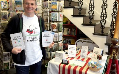 Devizes Books – Book signing day