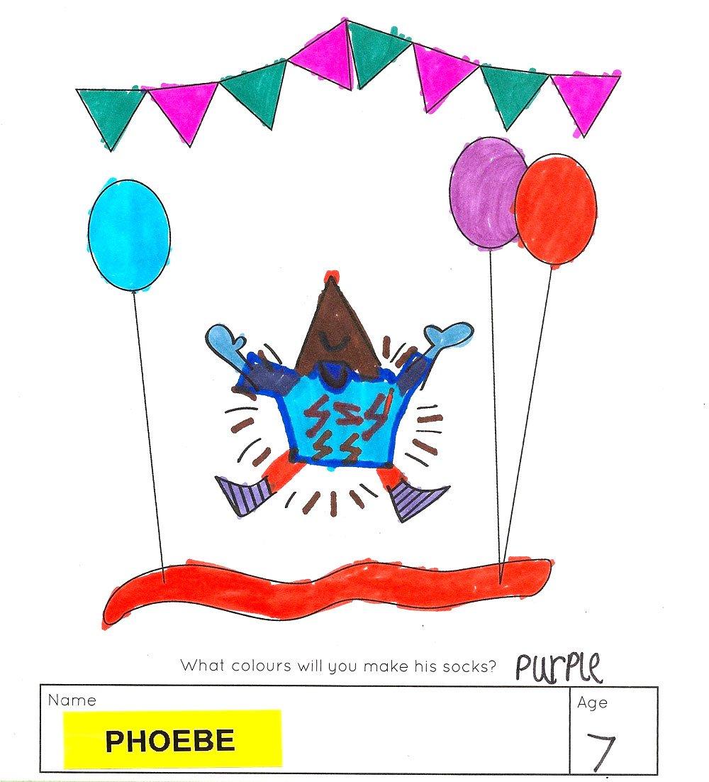 Phoebe - 7 - Henry