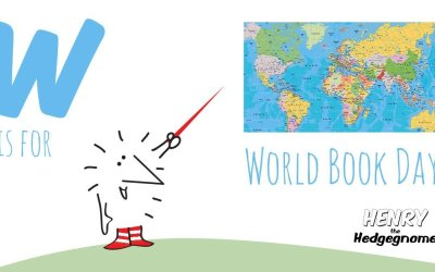 W is for World Book Day 2017