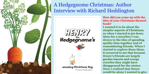 Christine L Henderson - Author Interview - Christmas