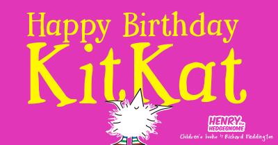 Happy birthday KitKat - Facebook