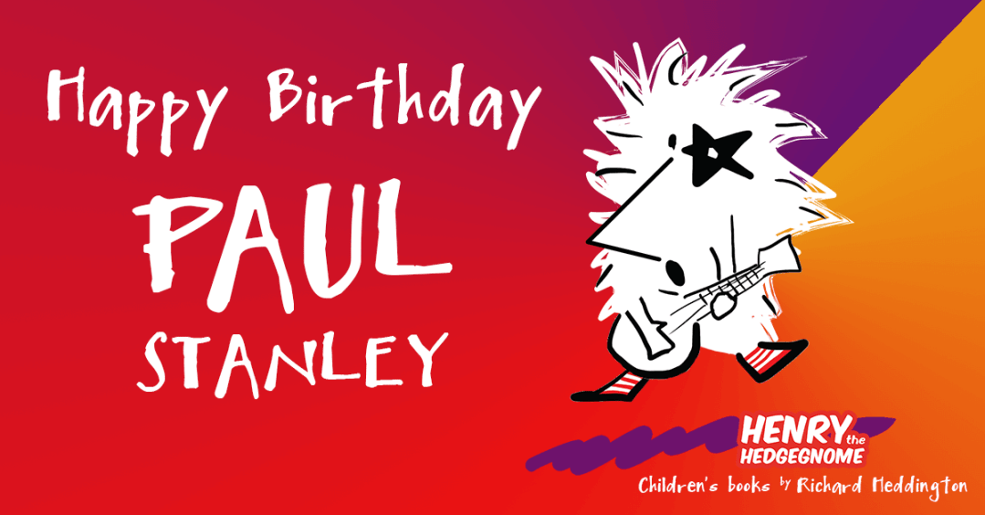 Happy birthday Paul Stanley - Facebook