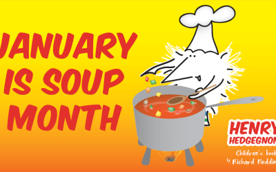 What's your favourite soup? January is soup month.