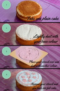 4 steps tot he perfect cake-2