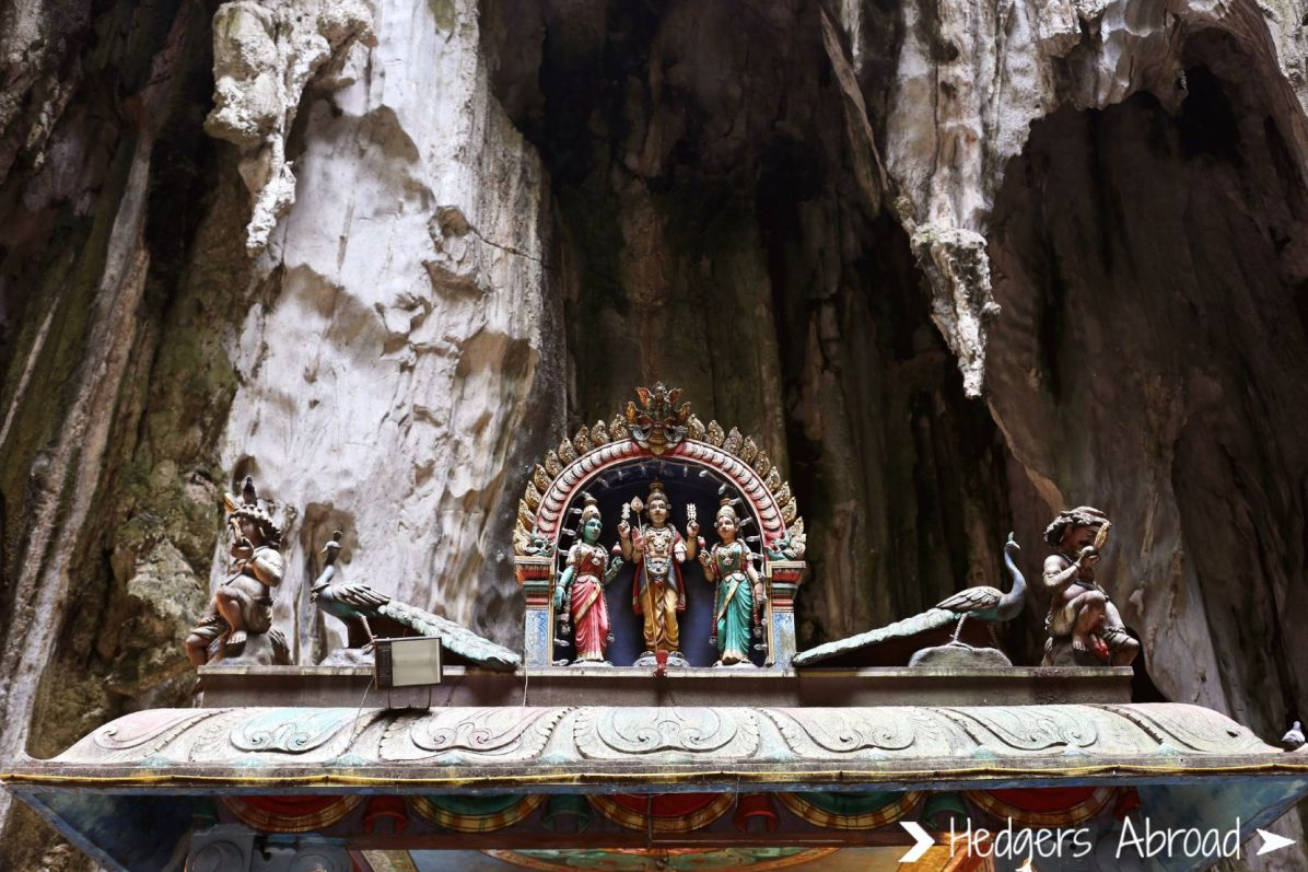 Cave temple!
