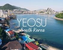Weekend Getaway - Yeosu