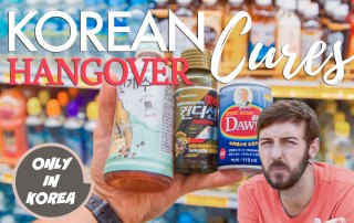 Korean Hangover Cures