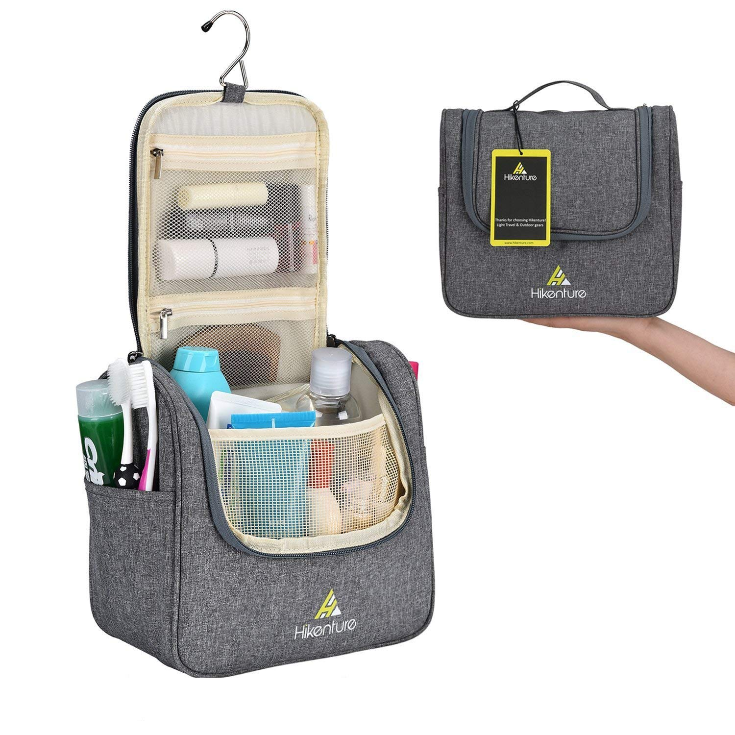 93229b9e88 Rver and Adventure Lover Gift Guide toiletry bag - Hedgers Abroad