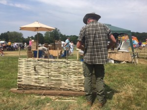 Wattle Hurdle Courses