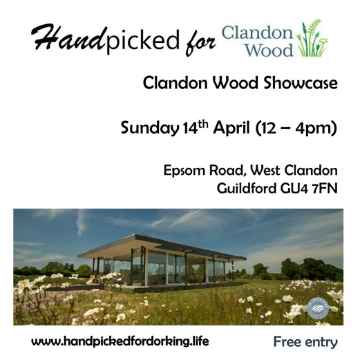 Exhibitor HandPICKED for Clandon and FLYER JPEG