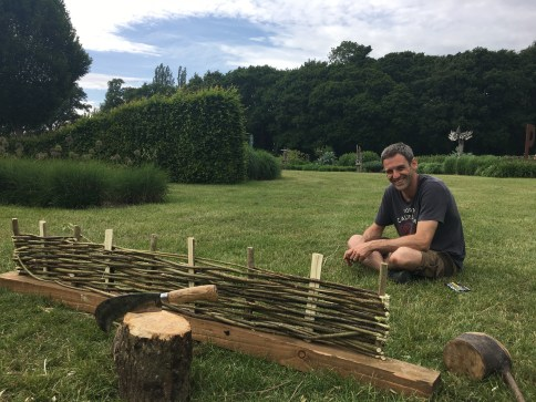 Mini-Wattle Hurdle Workshops
