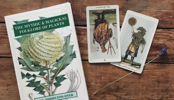 Spellbook Saturday: The Mythic & Magickal Folklore of Plants