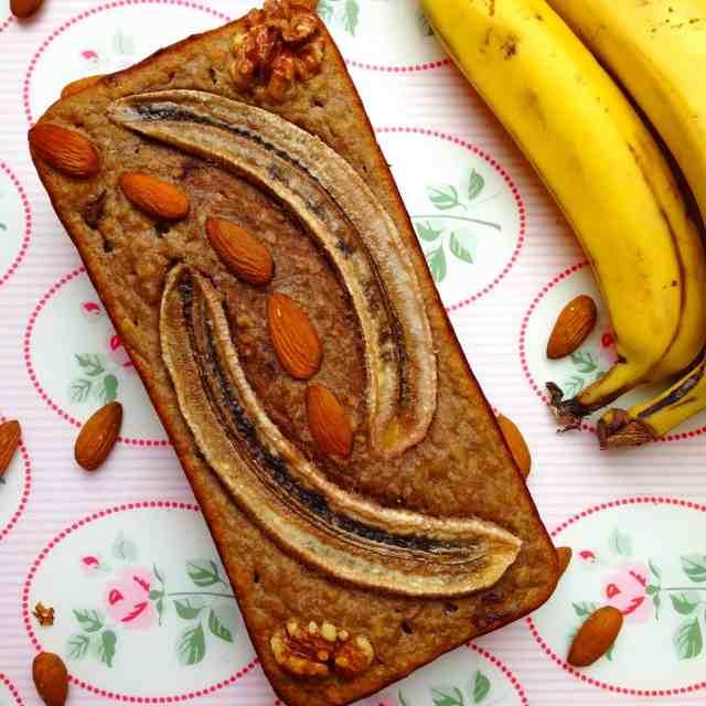 Clean Banana bread