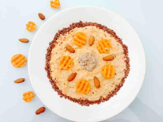 Carrot Cake Porridge 3
