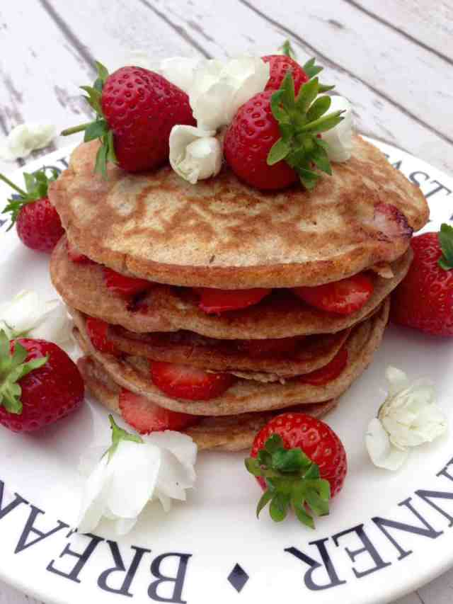 Clean and simple pancakes recipe 3