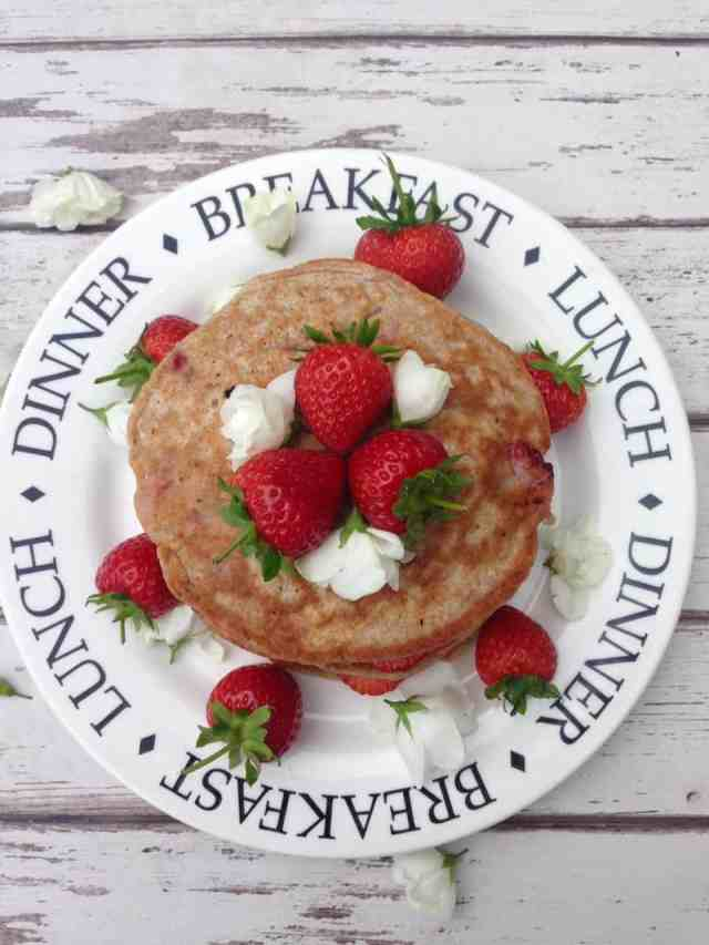 Clean and simple pancakes recipe 2