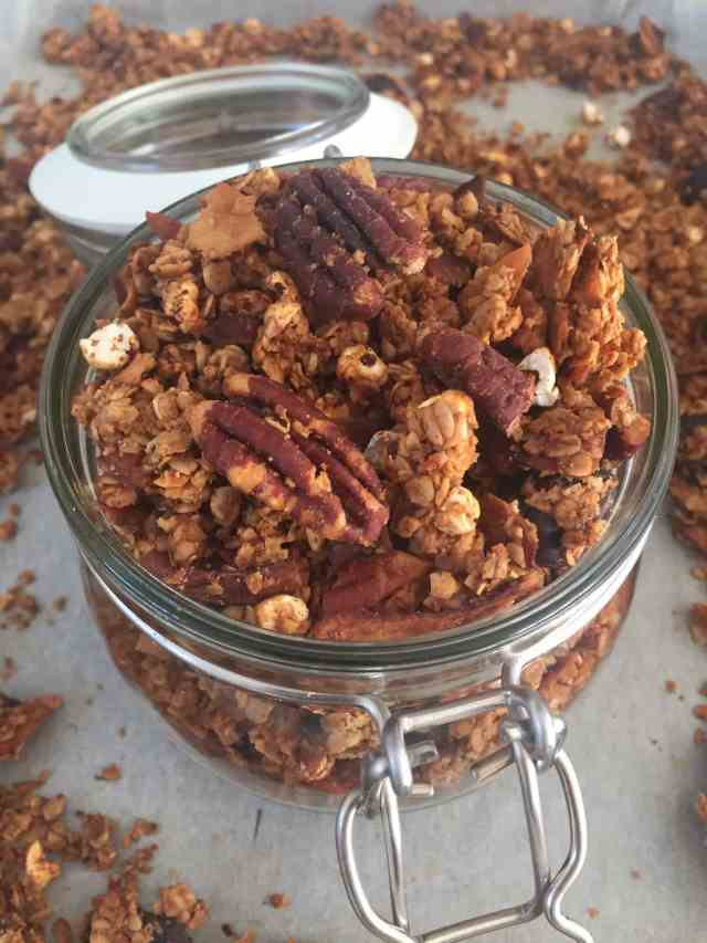 Gingerbread Granola Recipe - Image 2