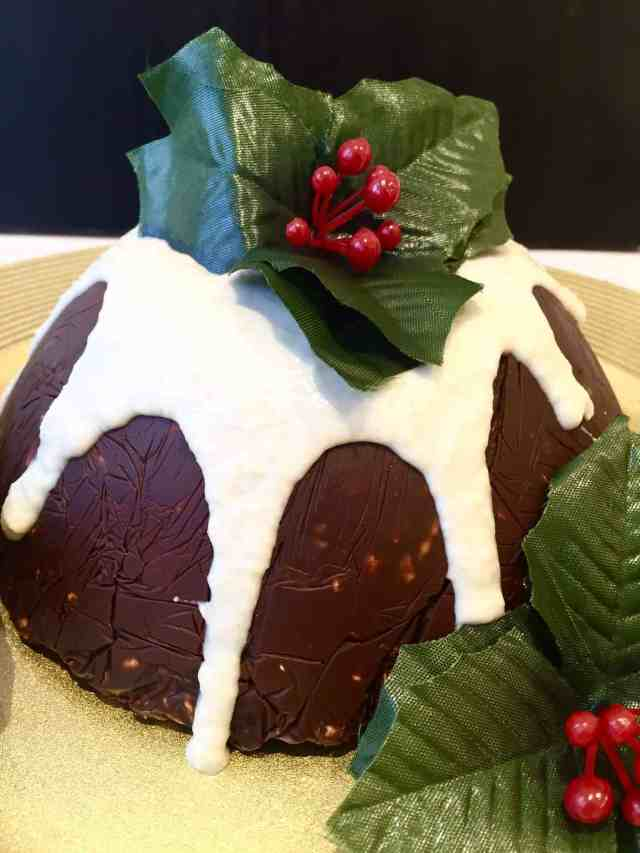 Christmas Rocky Road Pudding Recipe - Image 4