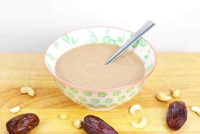 Raw Salted Caramel Sauce Recipe