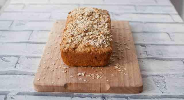 Clean eating oat bread recipe 5