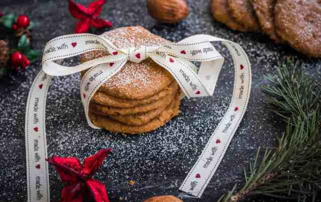 Healthy Christmas Biscuits Recipe